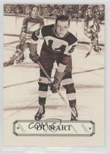 1994 Parkhurst 1956-57 Missing Link Pop-Ups #P-9 Woody Dumart Boston Bruins Card