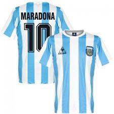 Camiseta Vintage-Retro Argentina 1986 MARADONA 10 Tallas S, M, L, XL