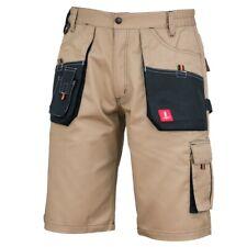 Kurze Arbeitshose Sicherheitshose Schutzhose Arbeitsbekleidung Sommer (KR-URG-C)