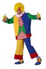 Zippo Clownkostüm für Herren NEU - Herren Karneval Fasching Verkleidung Kostüm