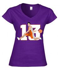 "V-NECK Ladies Steve Nash Phoenix Suns ""13 Pic"" T-shirt"