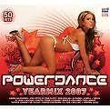1200 // POWER DANCE YEARMIX 2007 DIGIPACK 2 CD 50 TITRES TBE