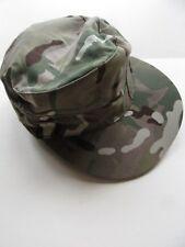 British Army Issue, MTP field combat cap. [crap / jap hat]  BIG Sizes!