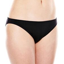 Stylus Black Hipster Swim Bottoms Size XL Msrp $40.00 New