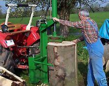 Bauanleitung Holzspalter Eigenbau Zapfwelle Hydraulik Brennholz Holz Traktor