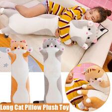 Soft Doll Cartoon Cat Home Decor Cushions Sleeping Pillow Plush Toy Pillows