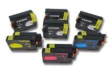 SET 10x original vhbw® Drucker Patrone für HP 932 XL, 933 XL Officejet 6100, 660