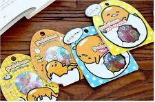 60pcs / Pack x Pet Gudetama Yellow Egg PVC Sticker - 4 Designs Options