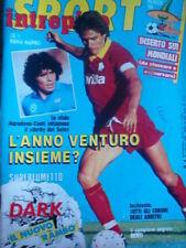 Intrepido 4 1986 Storia mondiali di Calcio 1974-1978