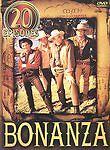 Bonanza - 20 Episodes (DVD, 2003, 5-Disc Set) Brand New Sealed