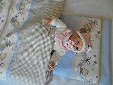 Baby bettwäschegarnituren für stubenwagen aus baumwolle