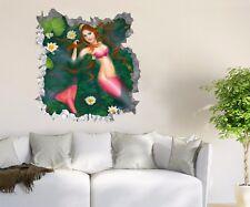 3D Sexy Princess 732 Wall Murals Wall Stickers Decal breakthrough AJ WALL CA