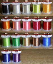 [Hitena] Stwrap Rod Wrapping Thread - Metallic Noble Winding Thread