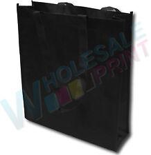 Unprinted nonwoven conference bags totes polypropelene screen printing non woven