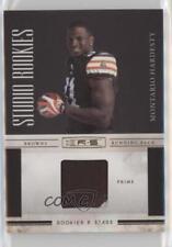 2010 Panini Rookies & Stars #8 Montario Hardesty Cleveland Browns Football Card