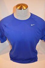 Men's Nike Dri-Fit Running Shirt 543499 489 New w/Tags