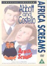 Africa Screams (DVD, 2002)