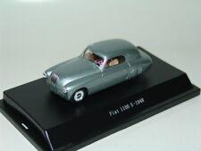 1 FIAT 1100 S 1948 SILVER 1:43 STARLINE
