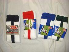 Pro Feet 2 In 1 Baseball Stirrup Socks Shoe Size 3-9 Sock Size 9-11