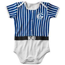 FC Schalke 04 Baby Body Glück Auf 100% Baumwolle verschiedene Größen