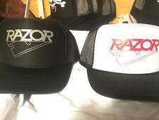 razor hat thrash kbd motorhead whiplash venom slayer metallica overkill exodus