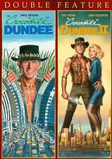 Crocodile Dundee/Crocodile Dundee II (DVD, 2013, 2-Disc Set)