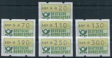 Bund ATM postfrisch 1.1 VS 2  Automatenmarken Satz Versandstellensatz 2 MNH