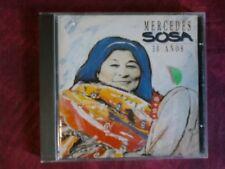 SOSA MERCEDES- 30 ANOS (VERVE, 1993). CD.