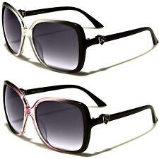 nouvelles lunettes de soleil dames femmes filles noir marque rétro vintage grand