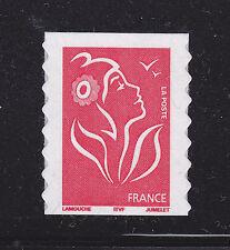 FRANCE AUTOADHESIF N°   49 ( 3744 ) ** MNH, Type II, Marianne Lamouche, TB