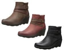 Cobb Hill Women's RevHex Wedge Pump Boots - 3 Colors