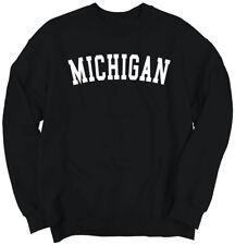 Michigan State Shirt Athletic Wear USA T Novelty Gift Ideas Sweatshirt