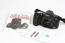 Minolta Dynax 500si KB-SLR KAmera mit Minolta AF Bajonett #00420006