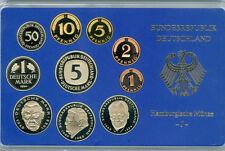 BRD  DM-Kursmünzensatz  PP  (Wählen Sie unter : 1991 - 2001 und ADFGJ)
