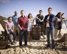 Hawaii Five-O [Alex O' Loughlin & Cast] (55517) 8x10 Foto