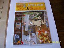 ATELIER  DECO & CREATIONS - 15 - neuf ..