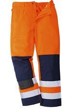 A00117 Pantalone Imbottito LUCENTEX Alta VISIBILITA/' Arancione ROSSINI Art