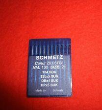100 NM + SCHMETZ-circa Pistone Ago 134-35lr