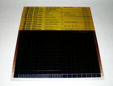 Microfich Ersatzteilkatalog Nissan Laurel C32 Stand 11/1987