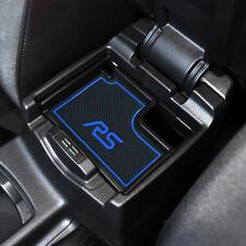 17pcs Rubber Non-Slip Gate Slot Mat Cup Pads-3 Color fit Ford Focus RS 2015-2018