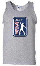 Tiger Woods PGA Tour Logo TANK-TOP