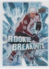 2010 Upper Deck Rookie Breakouts RB12 Brandon Yip Colorado Avalanche Hockey Card