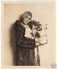 Dolores Del Rio , Portrait by Irving Chidnoff