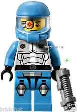 LEGO GALAXY SQUAD - SOLOMON BLAZE FIGURE + BLASTER + FREE GIFT - BESTPRICE - NEW