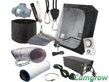 Lumii Grow Tent Kit 1.2m ² - Full 600w Setup For A Grow Room / Tent Hydroponics