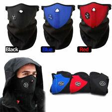 Neoprene Winter Windproof Motorcycle Cycling Bike Hiking Ski Half Face Mask US