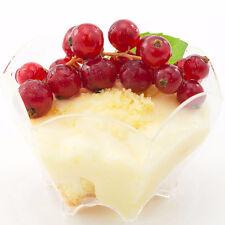 Dessert Cups Disposable Mini Parfaits SupaCute Appetizer Bowls 3.04 oz Set of 24