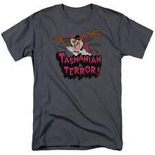 Looney Tunes Taz Terror T-shirts for Men Women or Kids