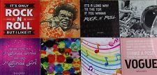 Posavasos De Vidrio Arte Calidad 2 un montón de ideas de regalo musical comprobar 'em out!