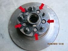 LC LJ GTR DISC HUB MOUNTING BOLT SET (5)